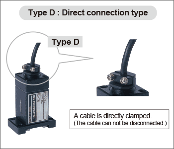 Type D : Direct connection type