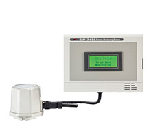 Seismic monitoring system with display (SW-74SI)
