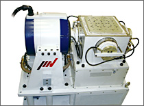 2-axis  changeover vibration test system